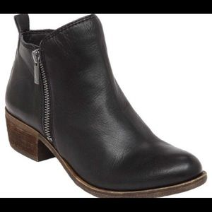 Lucky Brand ankle booties -